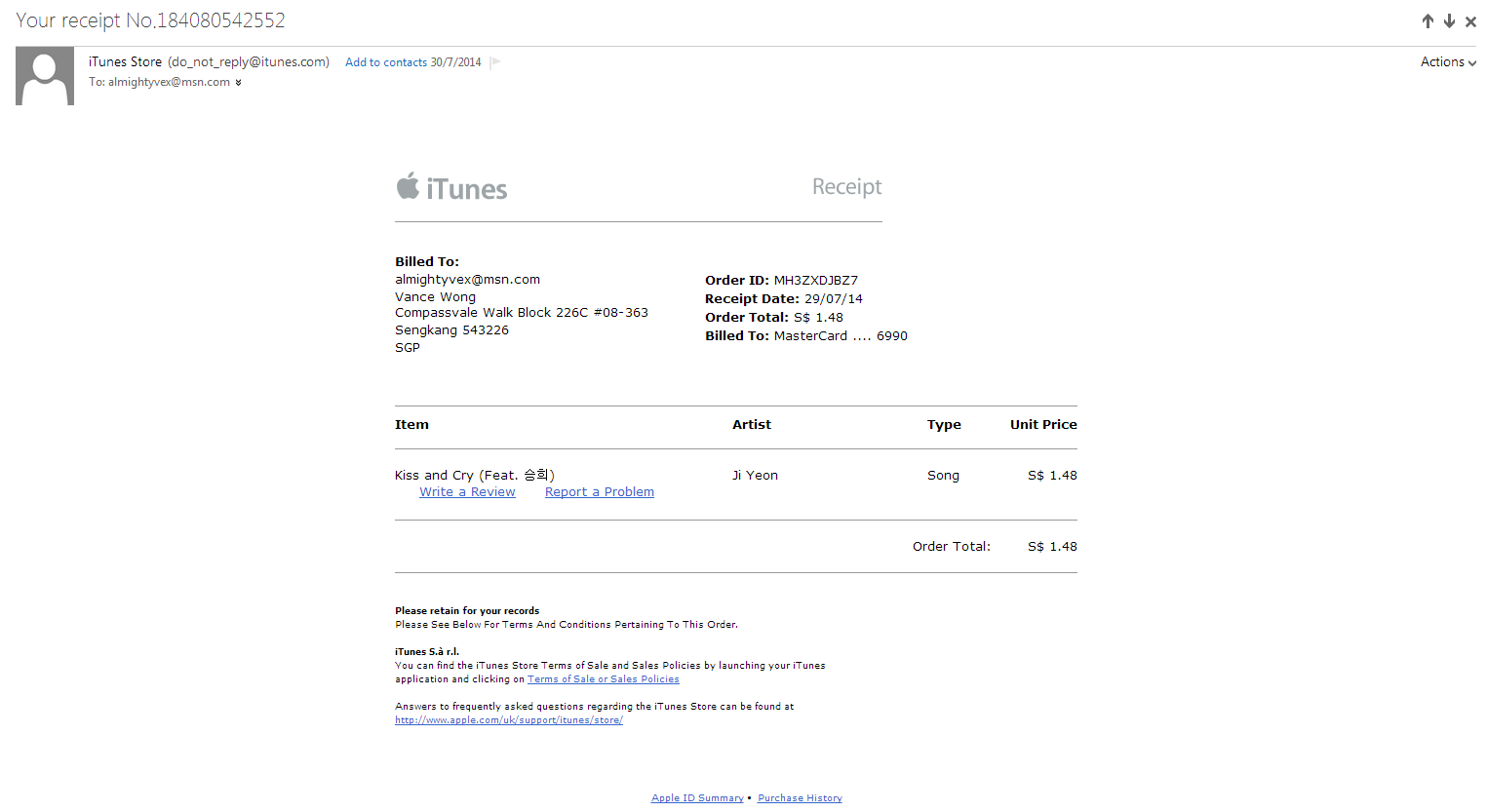 How does iTunes make you pay for music?