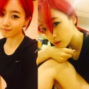 T-ara's Eunjung solo debut as Elsie, shows off charisma with red hair