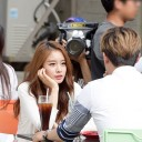 "Jiyeon spotted filming for ""Sweet Temptations"" web-drama"