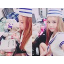 Qri and Soyeon share photos of our So Crazy food support project