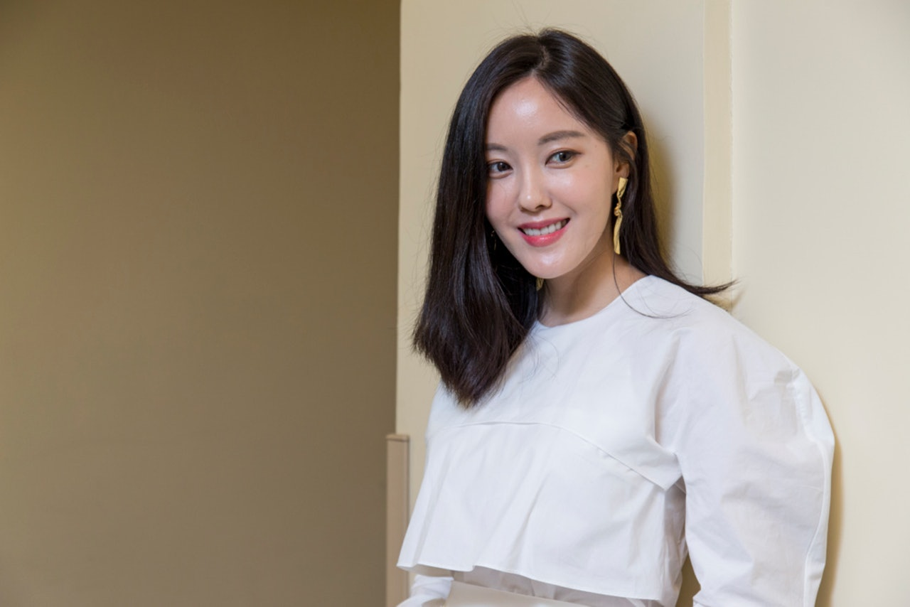 Park Hyomin exclusive interview