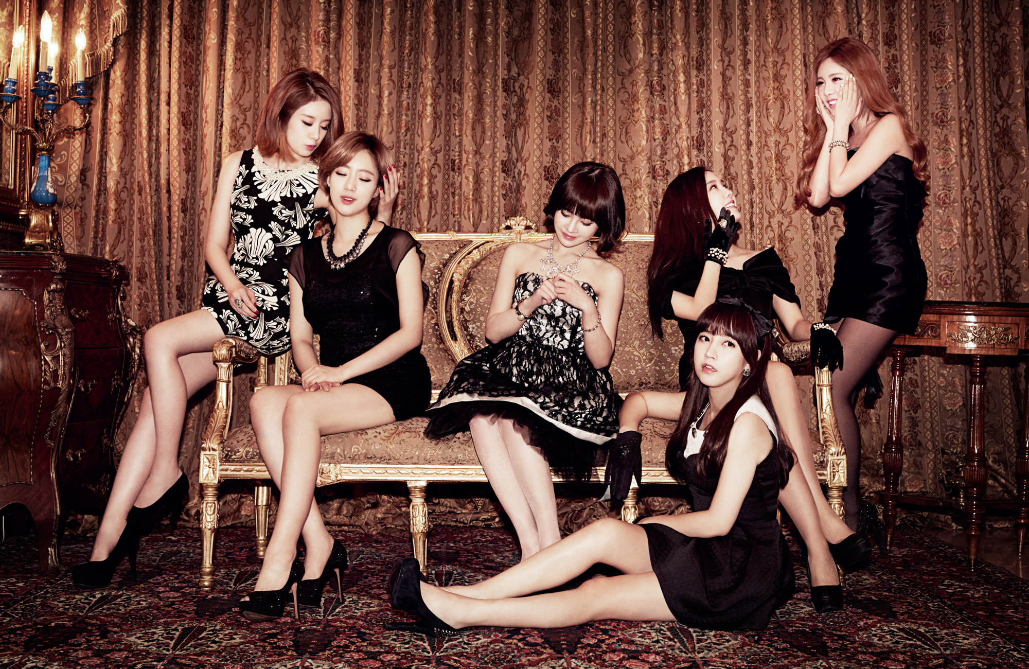 t ara releases preview for just now from gossip girls