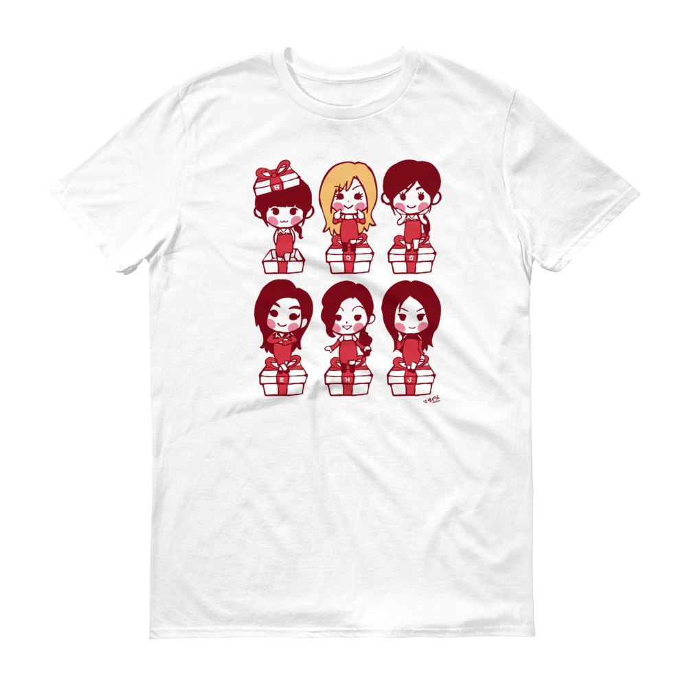 6 Gifts - T-ara