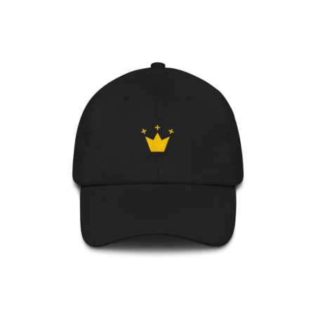 Crown Dad Hat