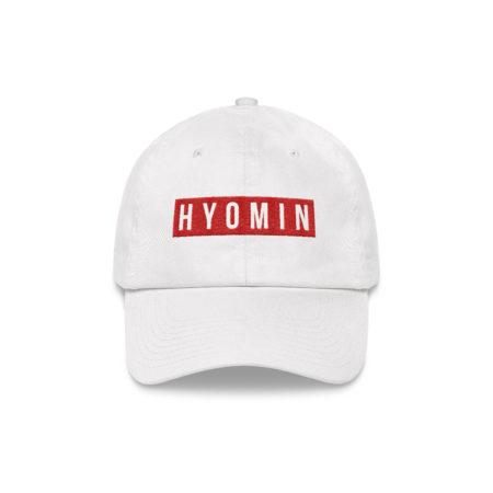 Hyomin Dad Hat